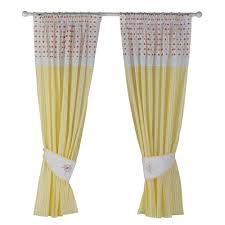 Lemon Nursery Curtains by Safari Nursery Curtains Homewood Nursery