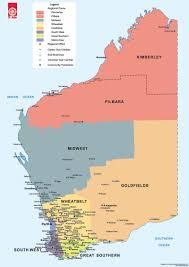 St John Map Ambulance Services In Wa Country Locations St John Ambulance