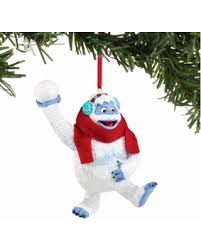 great deals on rudolph nosed reindeer bumble throwing snowball
