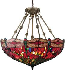 Dale Tiffany Buffet Lamps by Dale Tiffany Th15122 Dragonfly Tiffany Antique Bronze Drop