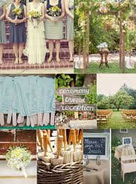 essential guide to a backyard wedding on a budget