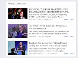 just how partisan is facebook u0027s fake news we tested it pcworld
