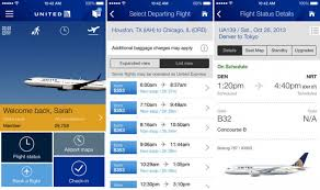 airways reservation siege united airlines launches redesigned ios app with travel cards