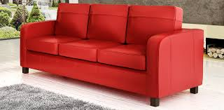 Red Sofa Furniture Red Sofa