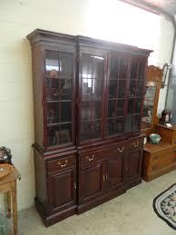 Break Front Cabinet Link Taylor Mahogany Breakfront China Cabinet Sold U2013 Jenkins Antiques