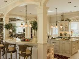 Kitchen Galley Designs Classic French Kitchen Design Pastel Brown Storage Ca Night