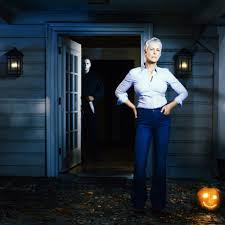 halloween h20 cast jamie lee curtis playing laurie strode in blumhouse u0027s u0027halloween