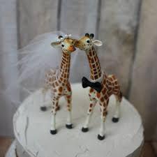 giraffe cake topper groom wedding cake topper mr from morganthecreator on