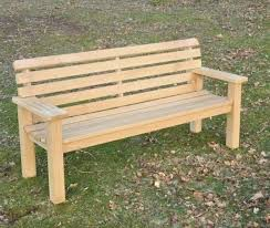 Simple Outdoor Wooden Bench Plans by Bench Best Modern Wooden Outdoor Pertaining To Household Prepare