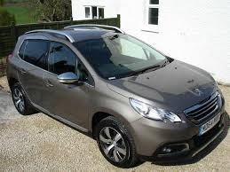 used peugeot diesel used 2015 peugeot 2008 allure e hdi allure 5dr for sale in