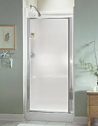sterling 2800 29 standard hinge shower door height 64