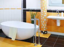 Designer Bathroom Modern Designer Bathroom Stock Photo Image Of Elegance 13738372