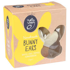 chocolate bunny ears easter gingerbread white chocolate bunny ears from molly woppy