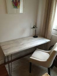 Reclaimed Wood Desk Furniture Best 25 Reclaimed Wood Desk Ideas On Pinterest Rustic Desk