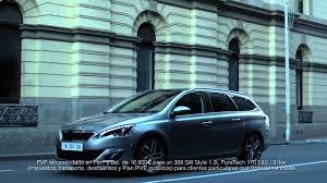 peugeot open europe leasing peugeot 308 sw style comercial de españa 2015 youtube