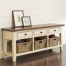 Sofa Table With Drawers Reclaimed Wood Console U0026 Sofa Tables You U0027ll Love Wayfair