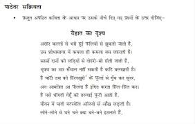 ncert hindi question paper class 9 cbse portal cbse icse