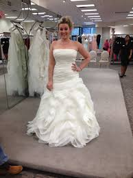 Wedding Dresses David S Bridal White Vera Wang Dress Biwmagazine Com