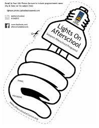 light bulb art after network