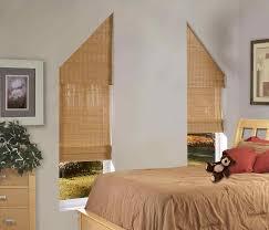 triangle window shades decor window ideas