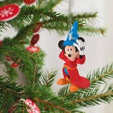 disney fantasia the sorcerer s apprentice mini ornament keepsake