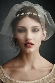 designer hair accessories bhldn bridal hair accessories birdcage blusher veils halo
