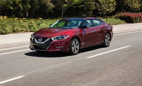 used nissan maxima 2016 2016 nissan maxima pictures photo gallery car and driver