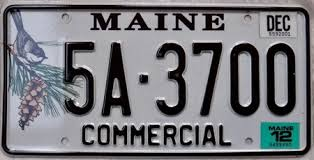 Maine State Vanity Plates Ultimate Introduction Of American License Plates 50 Us State