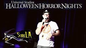 twitter halloween horror nights halloween horror nights 2017 panel highlights at scarela 2017