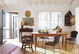 tips for mixing wood furniture and finishes architectural digest