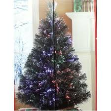 time 32 inch green fiber optic tree ebay