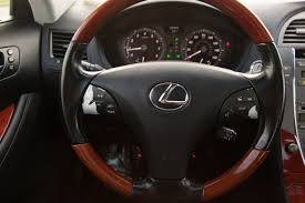 lexus rx 350 heated steering wheel 2007 lexus es 350 sunroof bluetooth heated ventilated seats