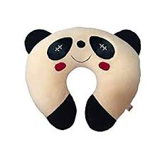 Neck Cusion Buy Ultra Soft Panda Designed Neck Cushion Pillow 14 Inches