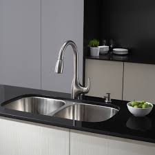 Kitchen Faucet Spray Head Kitchen Faucet Kraususa Com