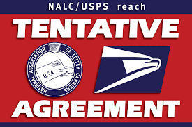 is usps open day after thanksgiving tentative national agreement is reached national association of