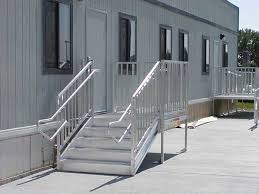 Wheelchair Ramp Handrails Ada U0026 Osha Stair Requirements Ada U0026 Osha Compliant Stairs