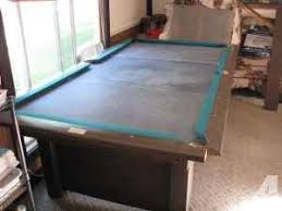 brunswick bristol 2 pool table brunswick bristol pool table motley mn for sale in brainerd