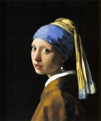 vermeer girl with pearl earring painting web gallery of searchable arts image database
