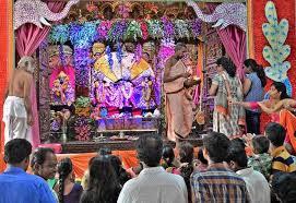 Krishnashtami Decoration Gaiety Enthusiasm Mark Krishnashtami Celebrations The Hindu
