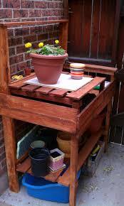 best 25 pallet garden benches ideas on pinterest pallet garden