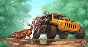 jeep cartoon offroad jeep explore jeep on deviantart