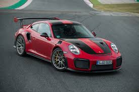 the 2018 porsche 911 gt2 rs and the science of speed motor trend