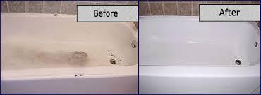 Refinish Acrylic Bathtub Perma Bathtub Refinishing Perma Glaze