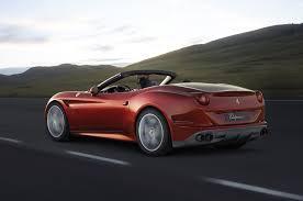 Ferrari California Hatchback - ferrari sharpens california t with handling speciale package