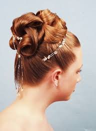 barrel curl ponytaol 59 best beautiful hair up do s for brides or special occasions
