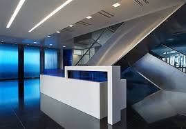 Office Interior Design Modern Shoisecom - Commercial interior design ideas