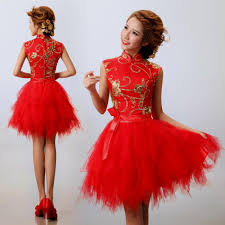 red and gold wedding dresses dress for country wedding guest