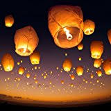 lantern kites sky lanterns 14 pack assorted colors garden outdoor