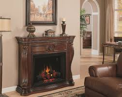 White Electric Fireplace With Bookcase Living Room Shop Modern Flames Landscape Series Electric Fireplace