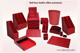 red office desk accessories red office accessories techieblogie info